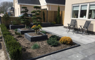 Projecten Garden Trade Center Sierbestrating Almere